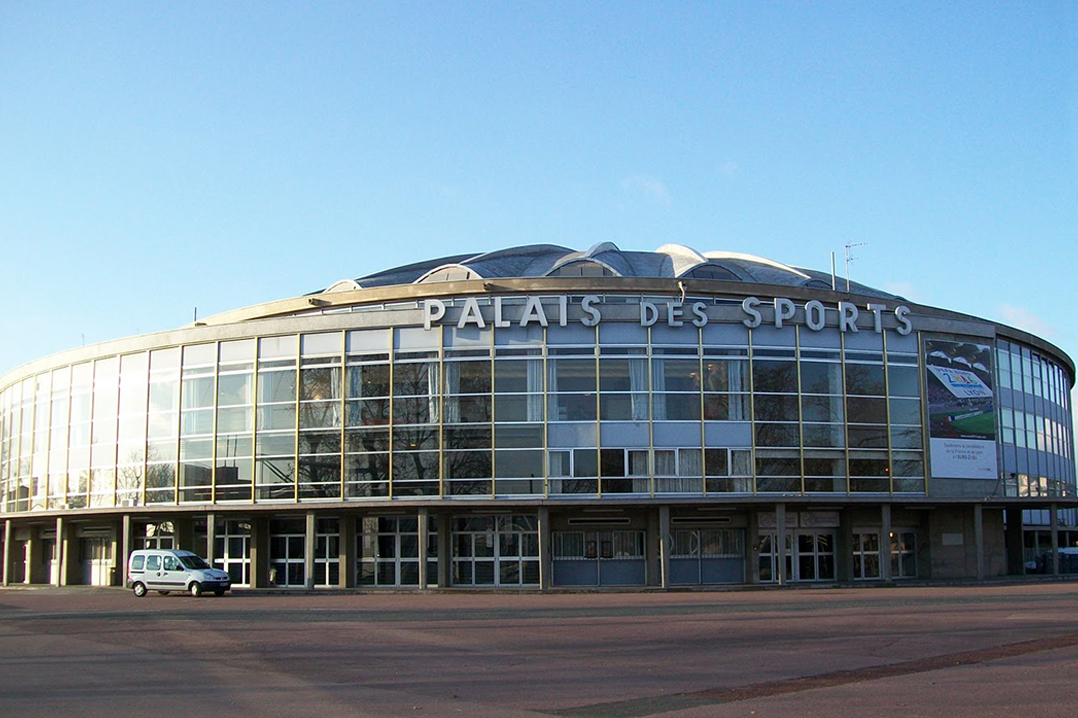 Palais des sports for Piscine du palais des sports a nanterre nanterre